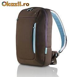 Рюкзак для ноутбука Belkin Slim Backpack F8N159eaRL Chocolate/To.