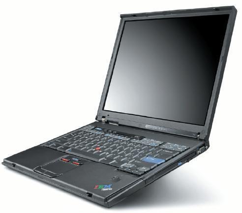 IBM выпускает очередной ноутбук серии Thinkpad - модель T43p